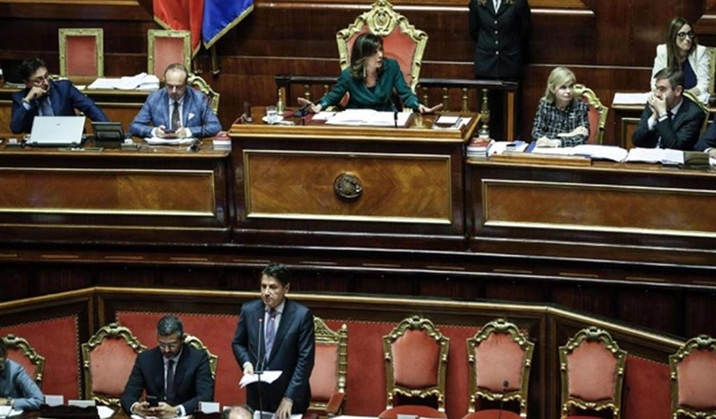 Presunti fondi russi alla Lega, Conte in Senato senza M5s e Salvini