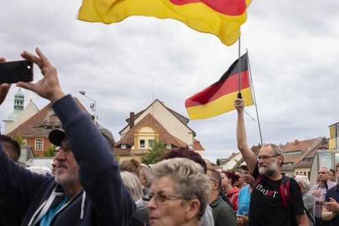 Germania, boom dell'ultradestra in Brandeburgo e Sassonia. Ma non c'è il sorpasso