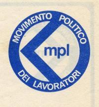 Movimento politico dei lavoratori