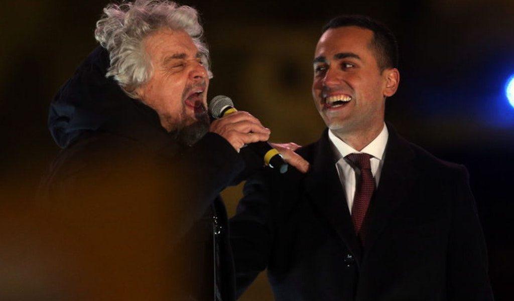 Nessuno ha il coraggio di dirlo ma il vero scontro è tra Grillo e Di Maio, e lo sta vincendo il fondatore