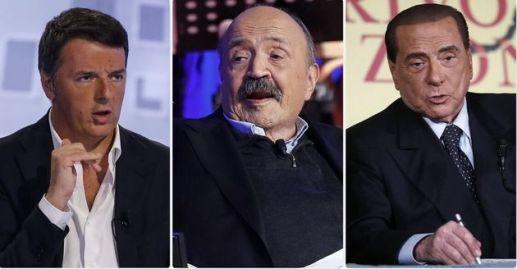 """Renzi: """"Attonito per le indagini su Berlusconi a Firenze ..."""