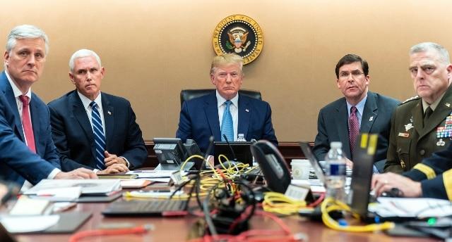 """Al Baghdadi, l'annuncio di Trump: """"Ucciso dalle truppe Usa anche il suo braccio destro"""""""