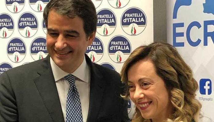 Fusione Direzione Italia – Fratelli d'Italia