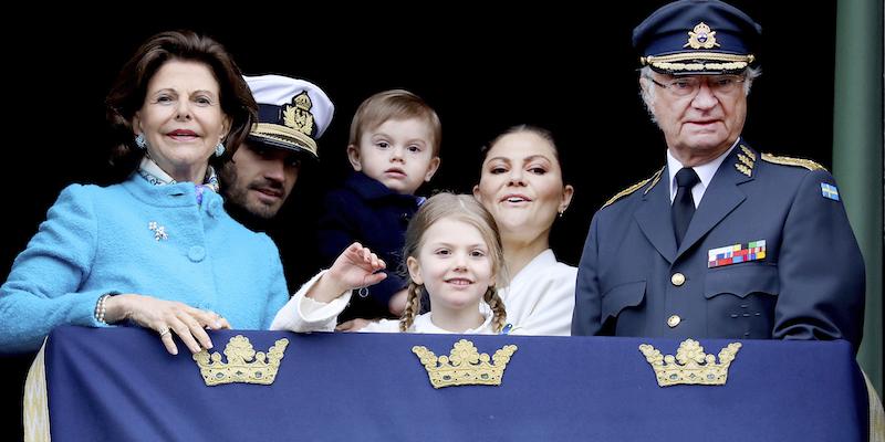 """Il re di Svezia ha tolto il titolo di """"Altezza Reale"""" a cinque dei suoi nipoti"""