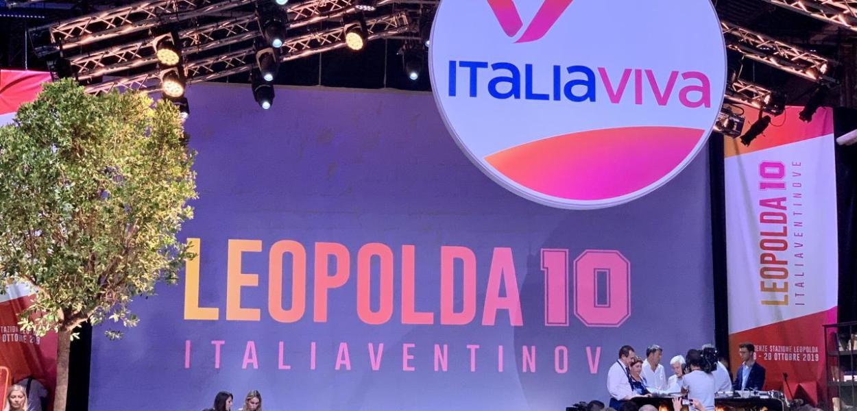 Leopolda 10. Italiaventinove.