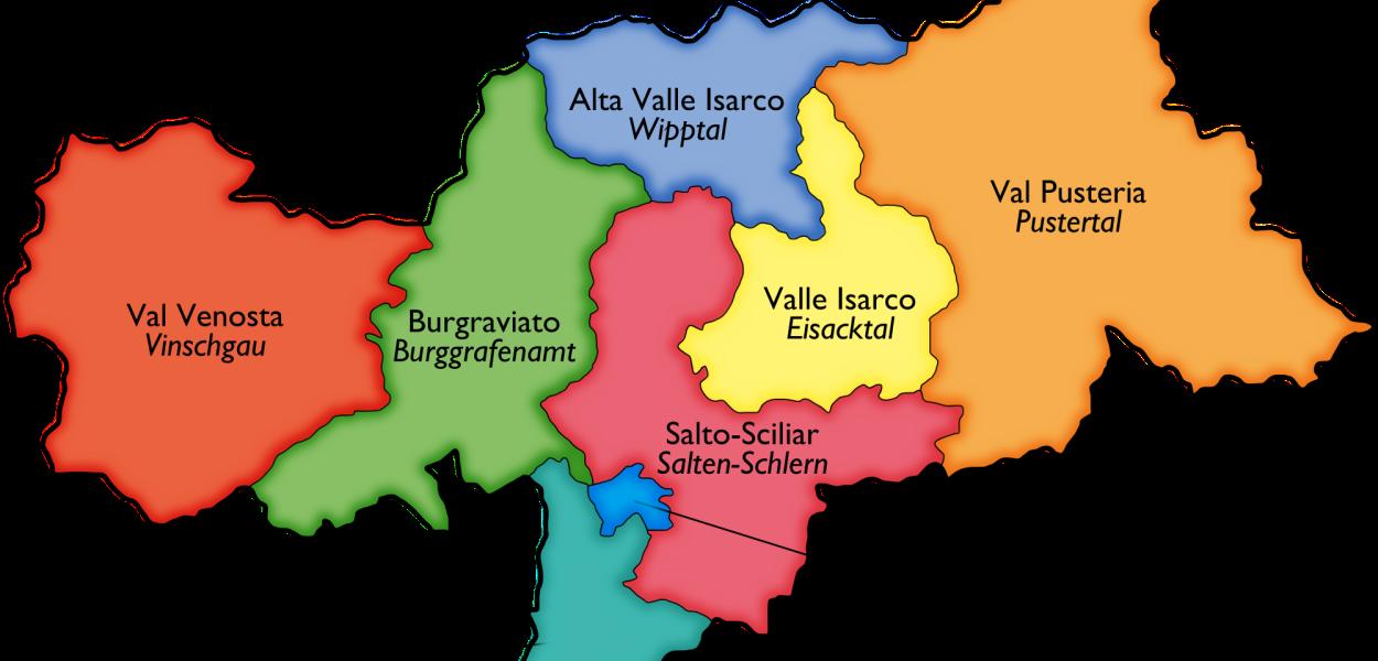 Nome 'Alto Adige', Svp corre ai ripari per paura dell'impugnazione.