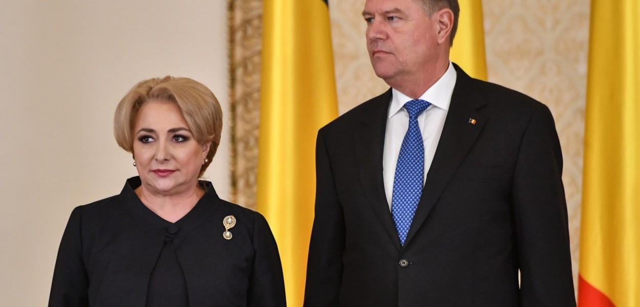 Presidenziali Romania, sarà ballotaggio tra Iohannis e Dancila