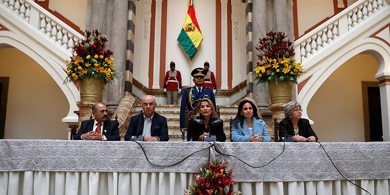 Bolivia, iniziate le procedure per indire nuove elezioni