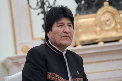 Bolivia, ordine d'arresto per Morales