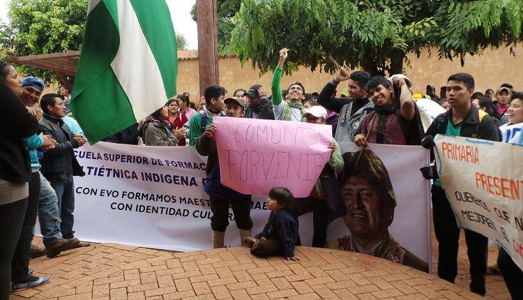 Bolivia, violazione diritti umani