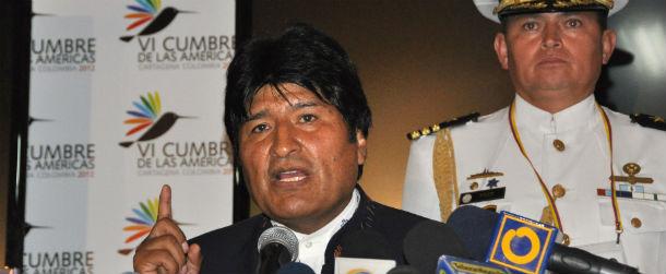 La Bolivia nazionalizza la rete elettrica