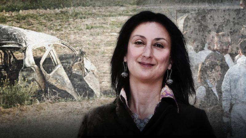 L'omicidio di Daphne Galizia