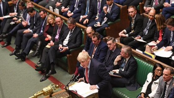 Brexit, voto definitivo dal parlamento inglese