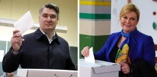 Croazia, Presidenziali: vanno al ballottaggio Milanović e Grabar-Kitarović
