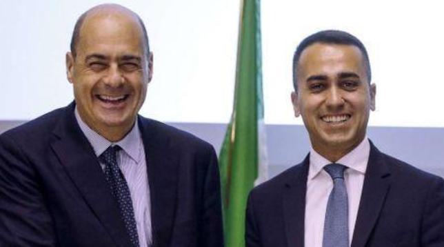 Governo, vertice tra Di Maio e Zingaretti a Palazzo Chigi