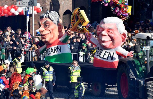 Ue contro Polonia e Ungheria: stato di diritto deteriorato
