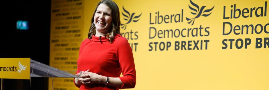 Uk, Jo Swinson nuova leader LibDem