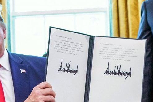 Usa-Iran, Trump rivendica l'uccisione di Qassem Soleimani
