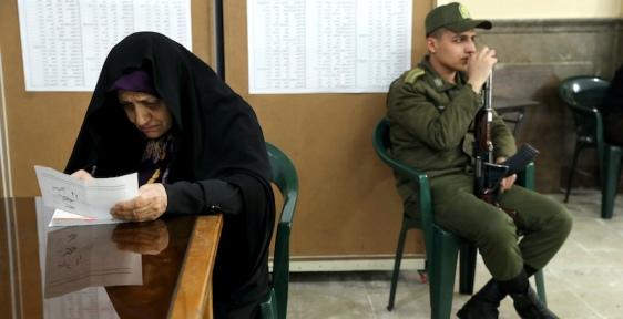 In Iran hanno vinto gli ultraconservatori, come previsto