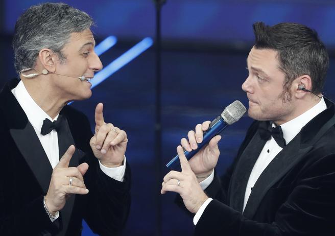 Sanremo 2020, continua il battibecco Fiorello-Ferro