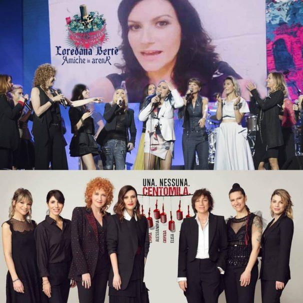 SanRemo 2020, Loredana Bertè polemica sul concerto di Campovolo, la stoccata di Asia Argento e la risposta di Laura Pausini