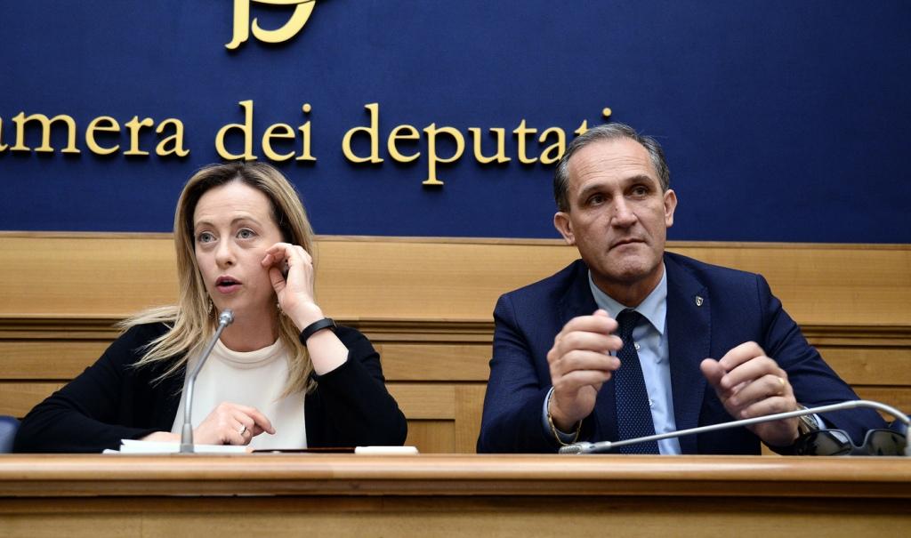 Movimento Nazionale per la Sovranità confluisce in Fratelli d'Italia