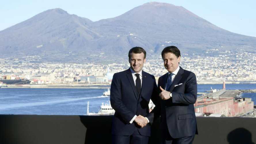 Vertice Italia - Francia