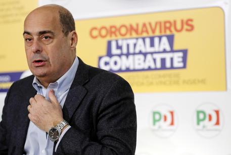 Corona Virus, Zingaretti guarito