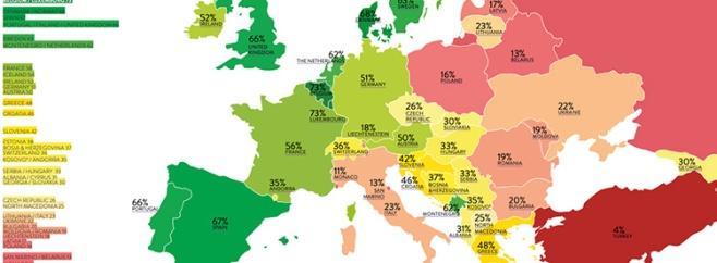 Omotransfobia, Italia vicina a Polonia e Ucraina: gli ultimi dati di Ilga e Fra (Ue)