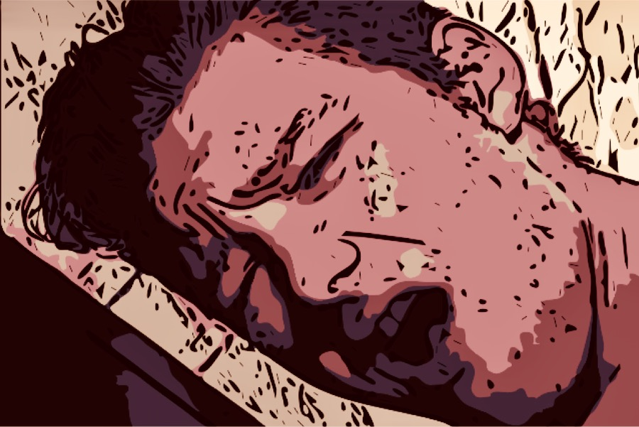 Violentato e distrutto: la guerra degli stupri maschili