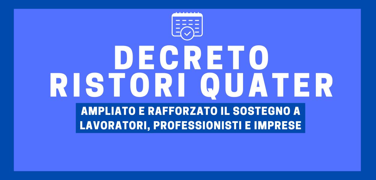 Dl Ristori Quater