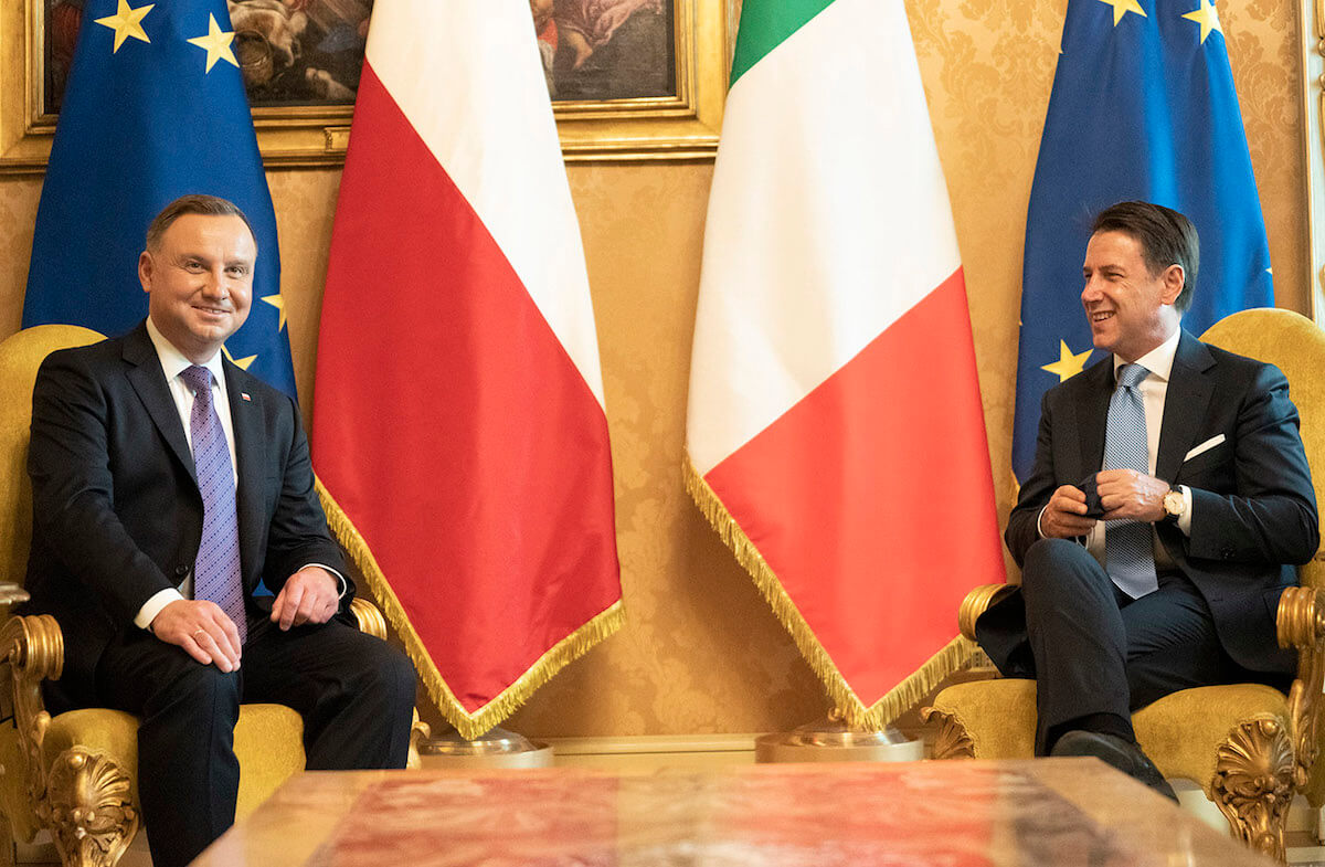 Vertice Italia - Polonia