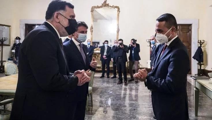 Serraj a Roma, un viaggio di addio mentre l'Onu tratta per il nuovo governo in Libia.