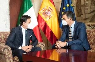Vertice Spagna - Italia