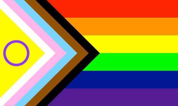 La nuova bandiera arcobaleno