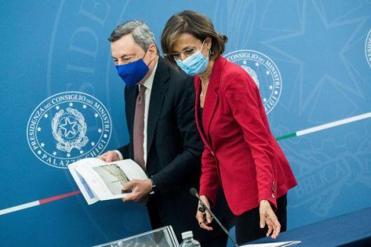 In un colpo solo Draghi mette al sicuro Green pass e giustizia