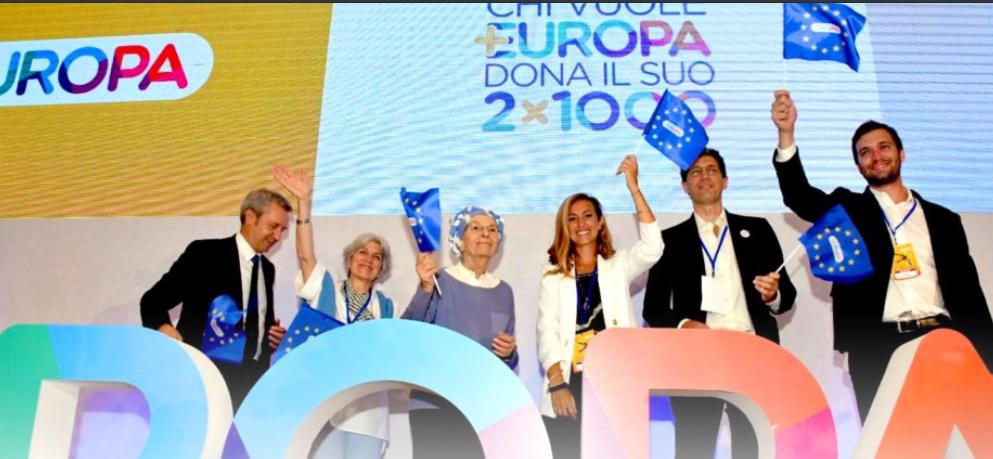 Più Europa, Magi presidente e Della Vedova segretario. Bonino torna nel partito