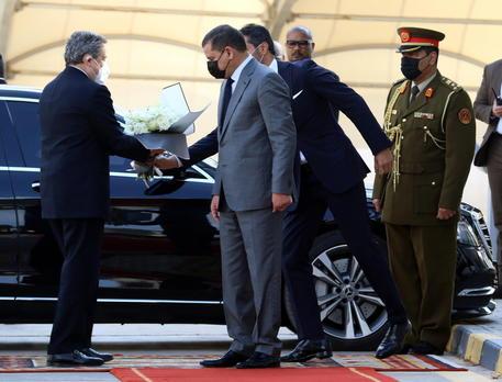 Draghi in Libia: 'Momento unico per ricostruire l'amicizia tra i due Paesi'
